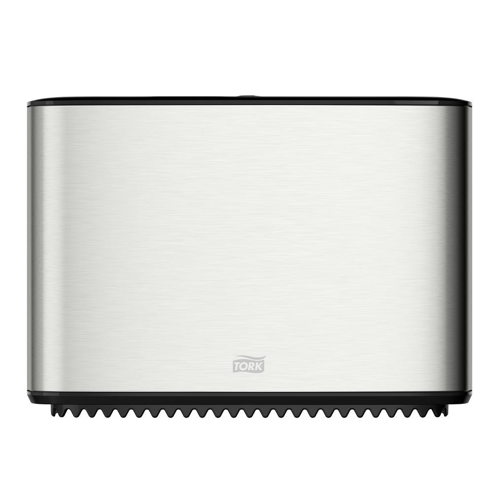 Tork Mini Jumbo toilet paper dispenser