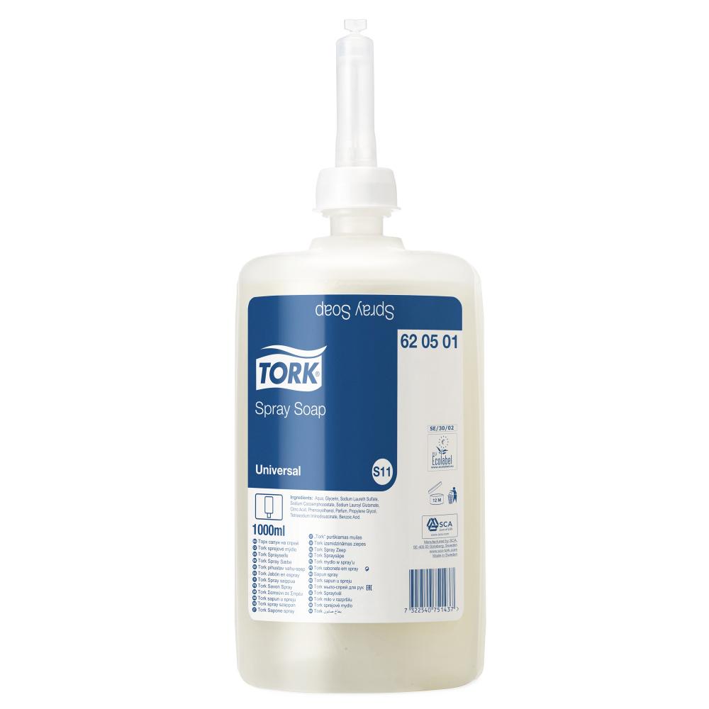 TORK spray soap