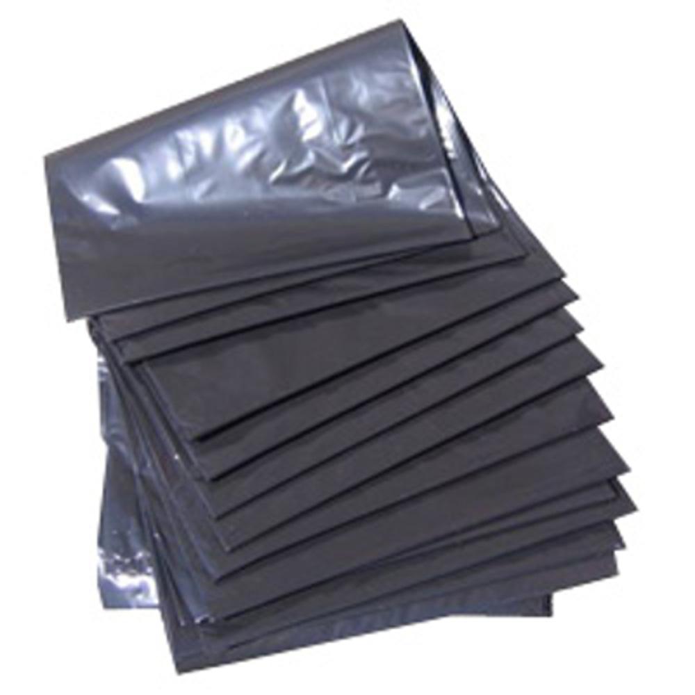 Atkritumu maisi LDPE, pelēki
