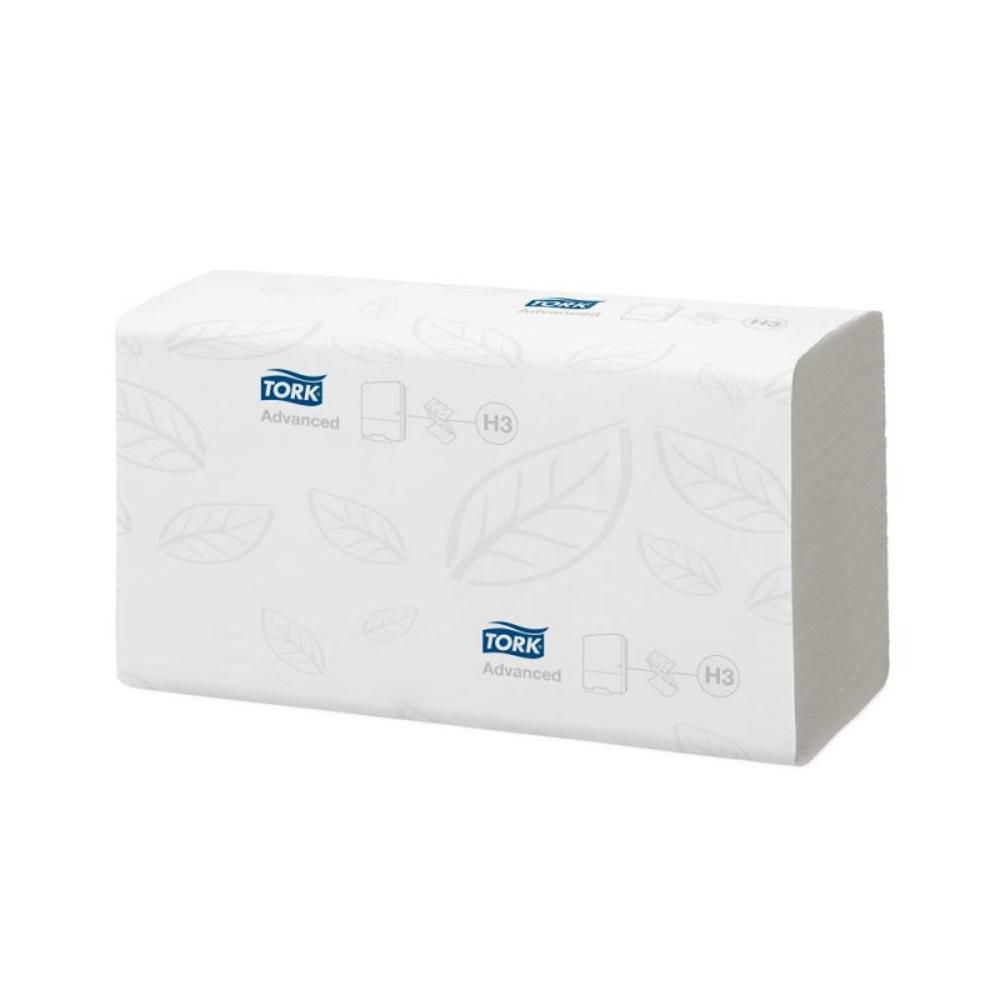 Z-fold paper towels