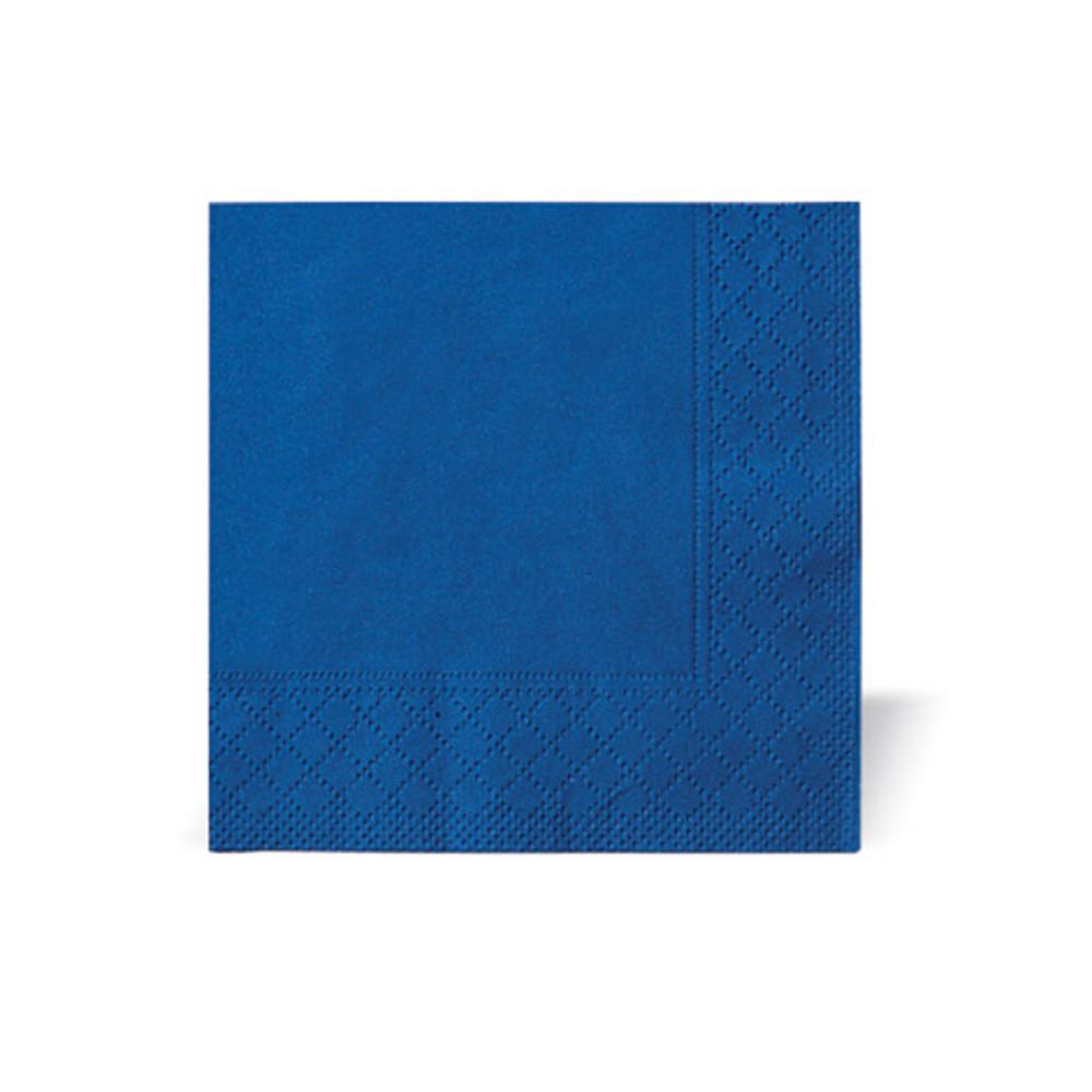 Table napkins 1/4 folded