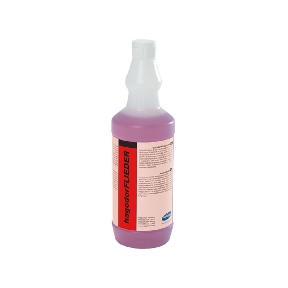 hagodorFLIEDER, antibakteriāla iedarbība