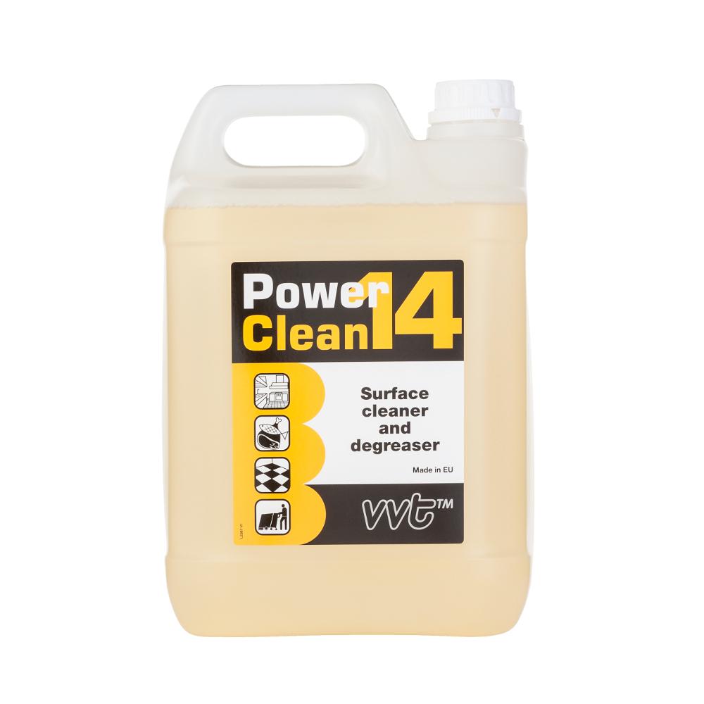 Power Clean 14