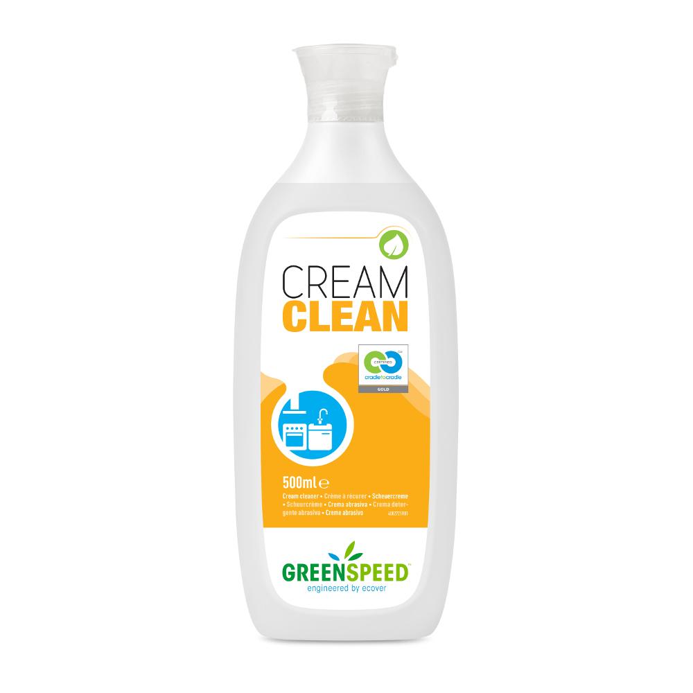 Cream clean