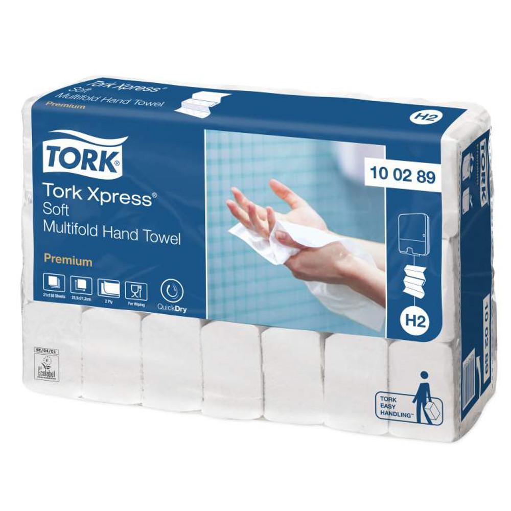 Tork Xpress Soft Multifold Hand Towel