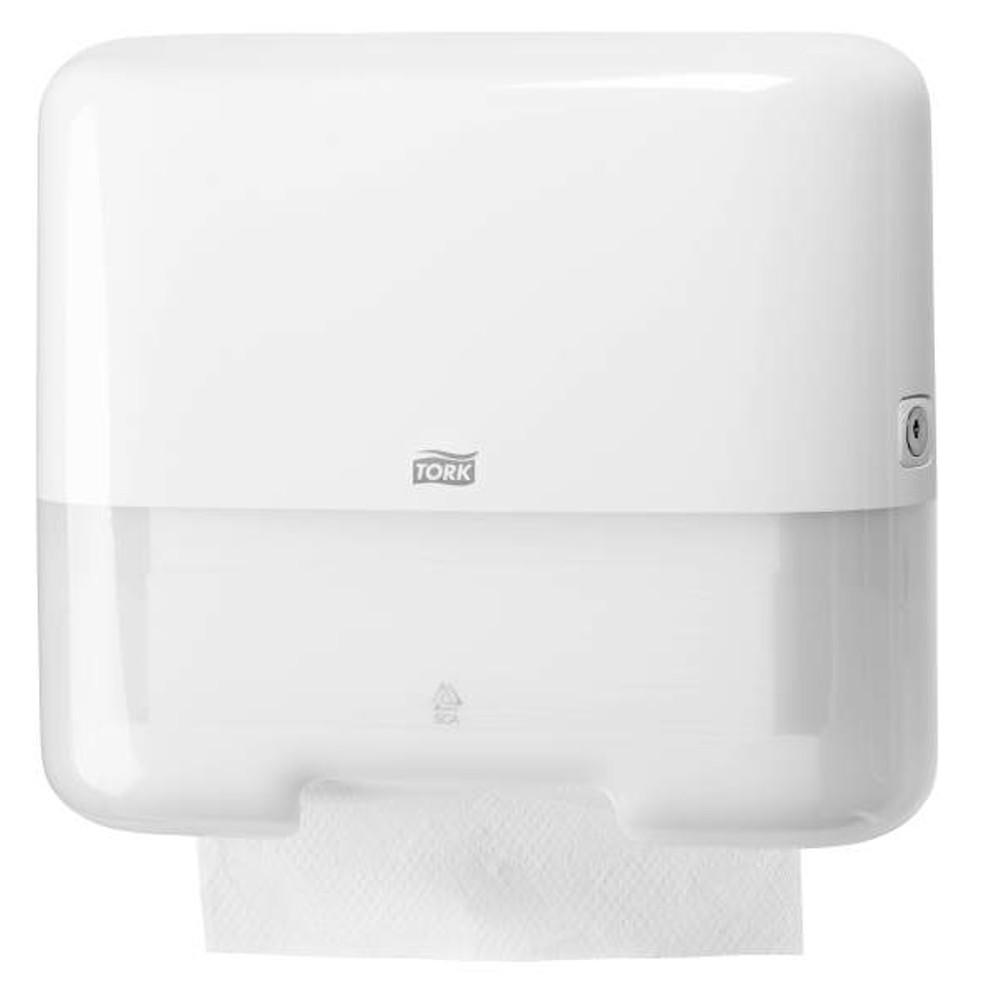 Tork Singlefold/C-fold Mini Hand Towel Dispenser