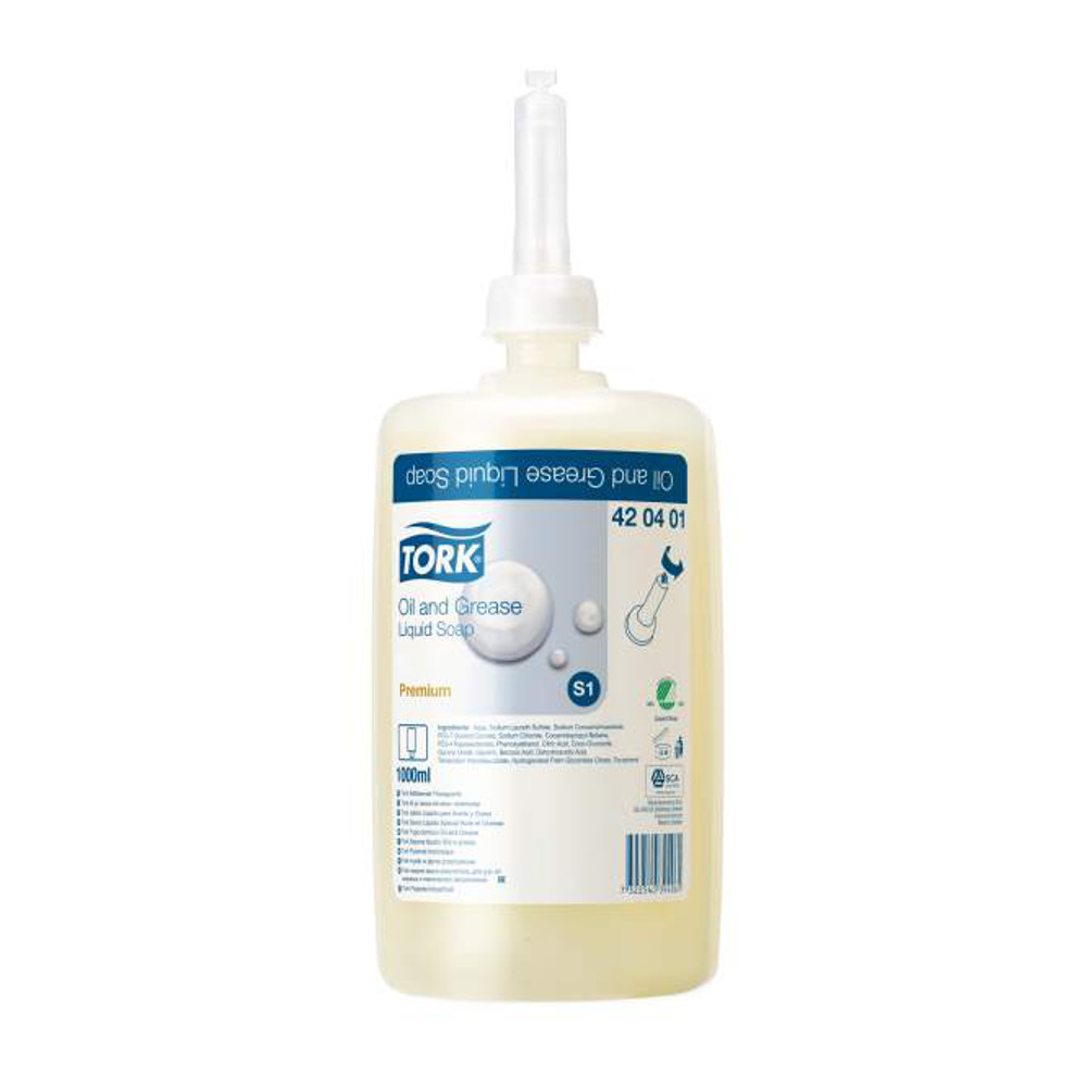 Tork Oil and Grease Liquid Soap