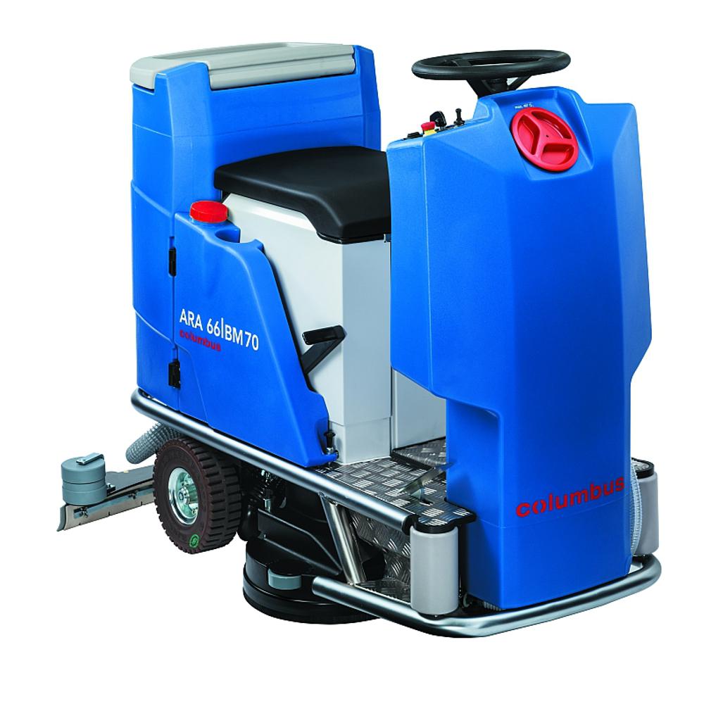 Floor washing device ARA 66 BM70