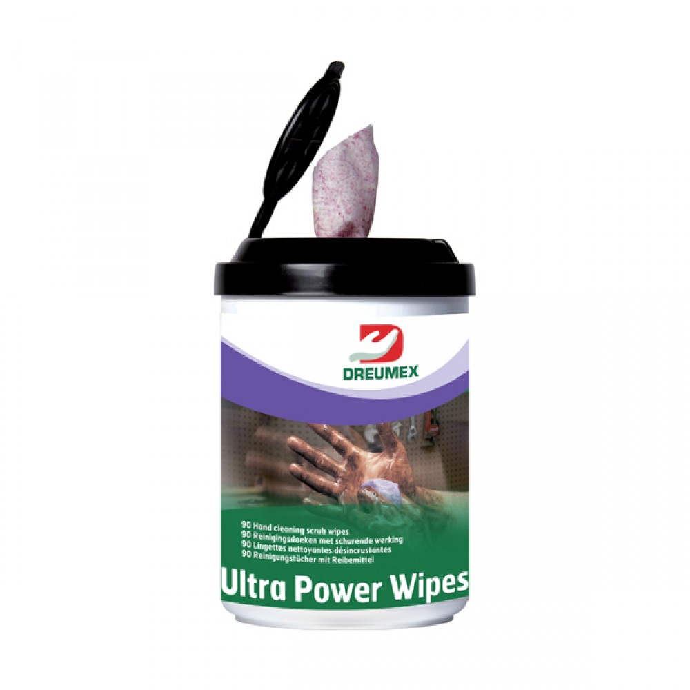 Ultra Power Wipes