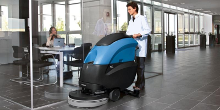 Fimap cleaning machines