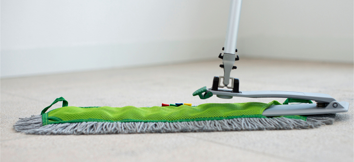 Greenspeed Click M magnet mop system