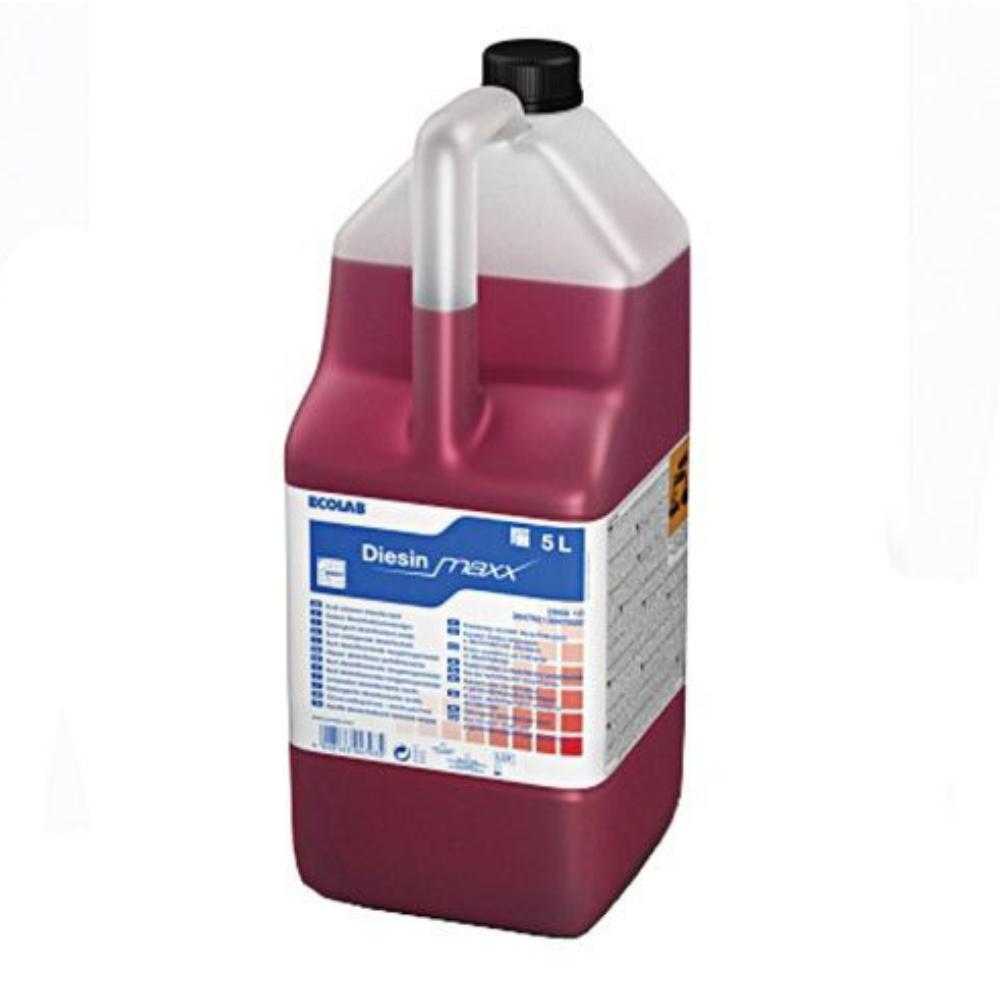 Diesin Maxx, antibakteriāla iedarbība