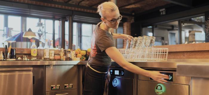 Meiko - trauku mašīnas tavai virtuvei