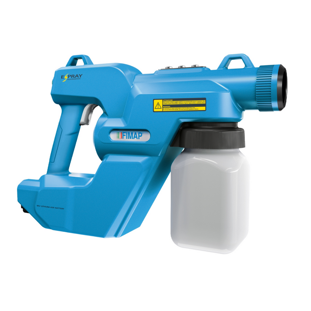 E-Spray dezinfekcijas pistole