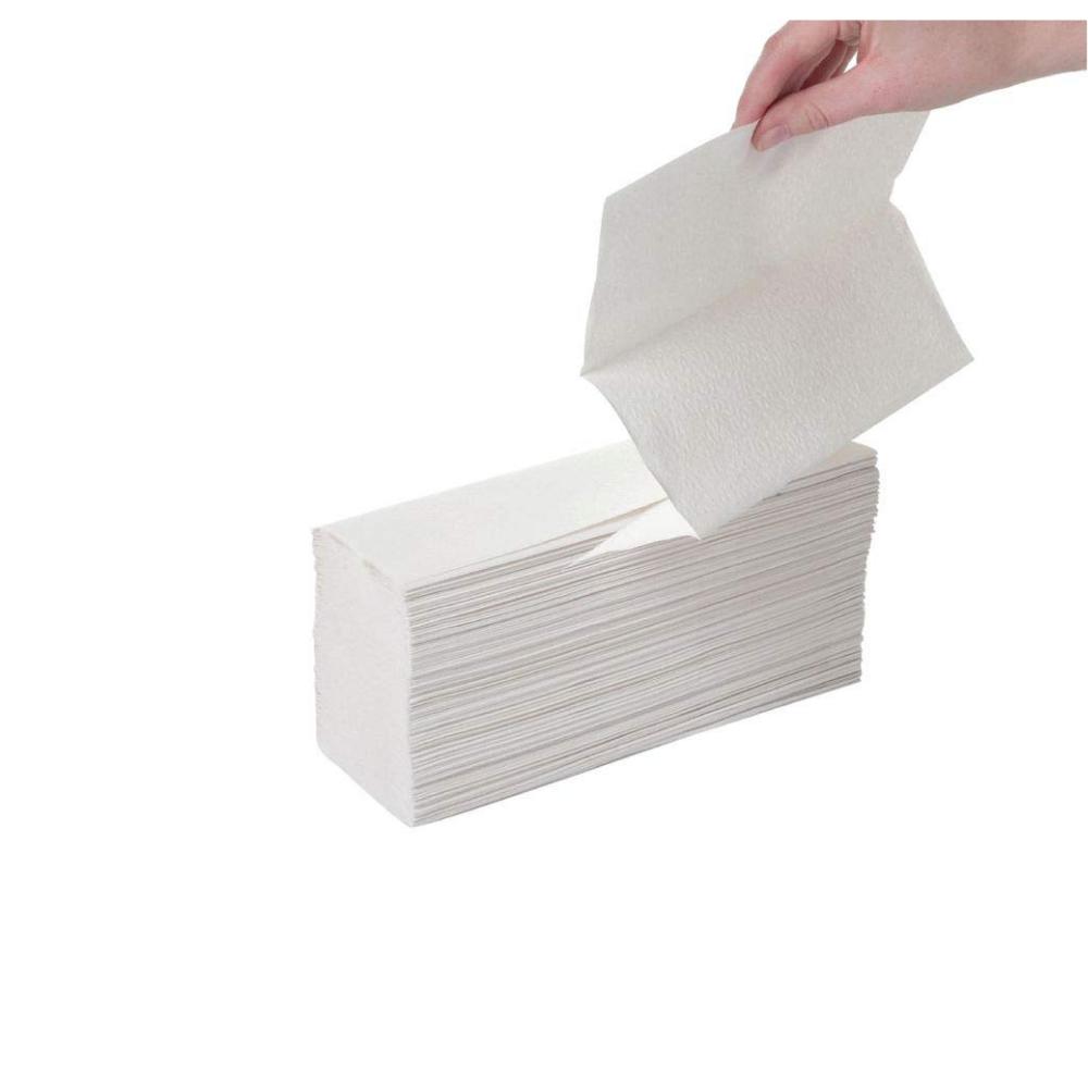 Papīra dvieļi loksnēs